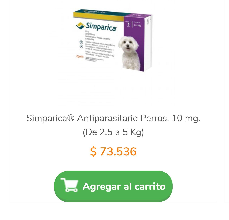 simparica - 1